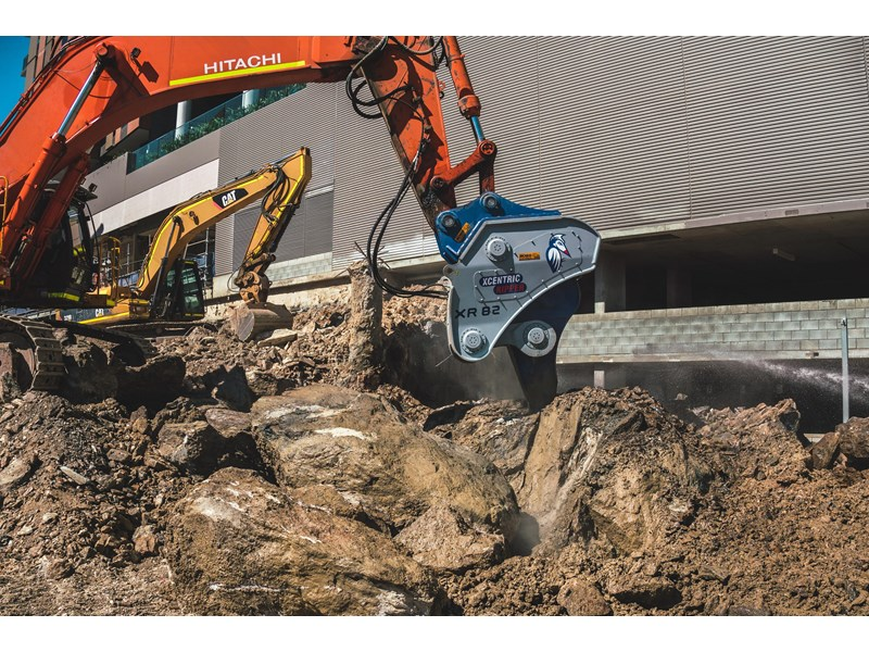 xcentric xr42 mining series rippers (suitable for 32t+ carriers) exclusive to boss attachments 581955 016