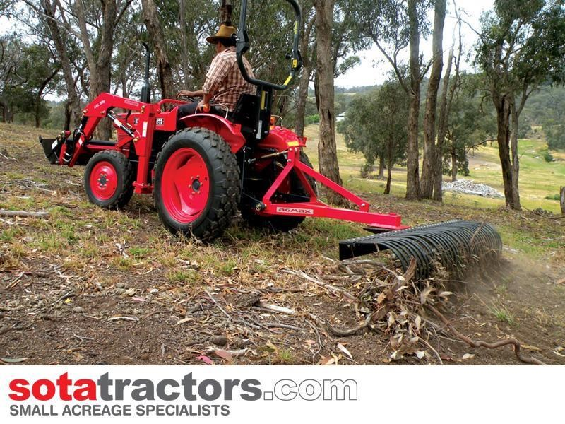 AGMAX SR180 STICK RAKE 6' for sale