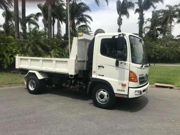 2016 Hino 500 Series Fc 1022 Fc7j 1022 For Sale
