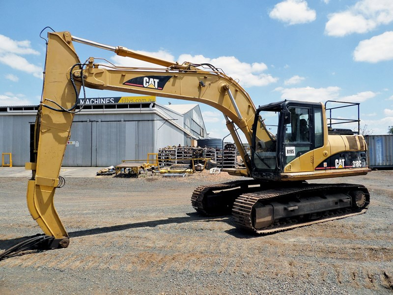 caterpillar 318cln 583276 001