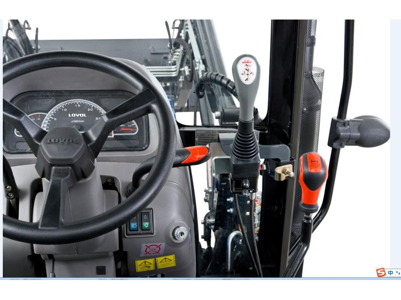 trident 65hp eofy combo deal (fel + backhoe + slasher +forks) 649853 008