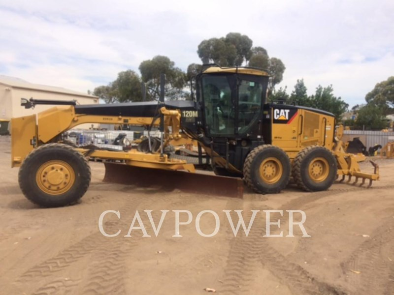 caterpillar 120mawd 601636 024