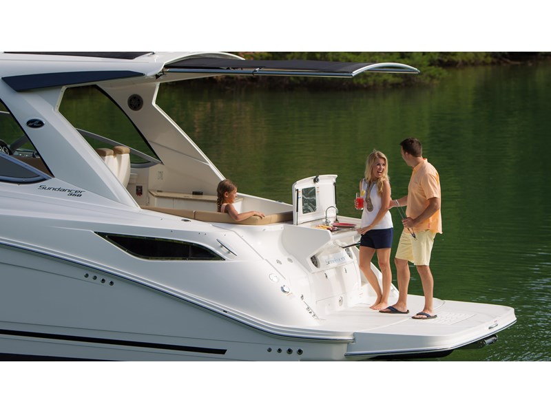 sea ray sundancer 350 297295 042