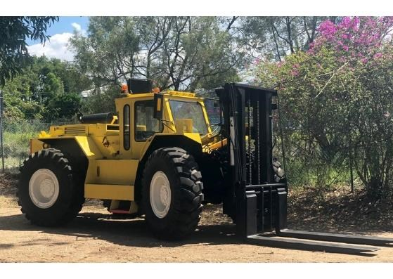 liftking lk1600 all terrain 4wd container handler 599440 001