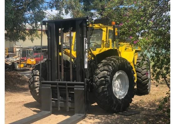 liftking lk1600 all terrain 4wd container handler 599440 003