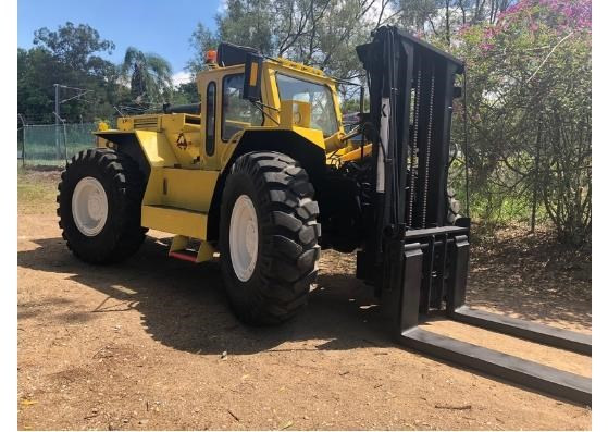 liftking lk1600 all terrain 4wd container handler 599440 004