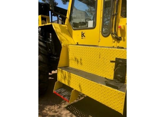 liftking lk1600 all terrain 4wd container handler 599440 007
