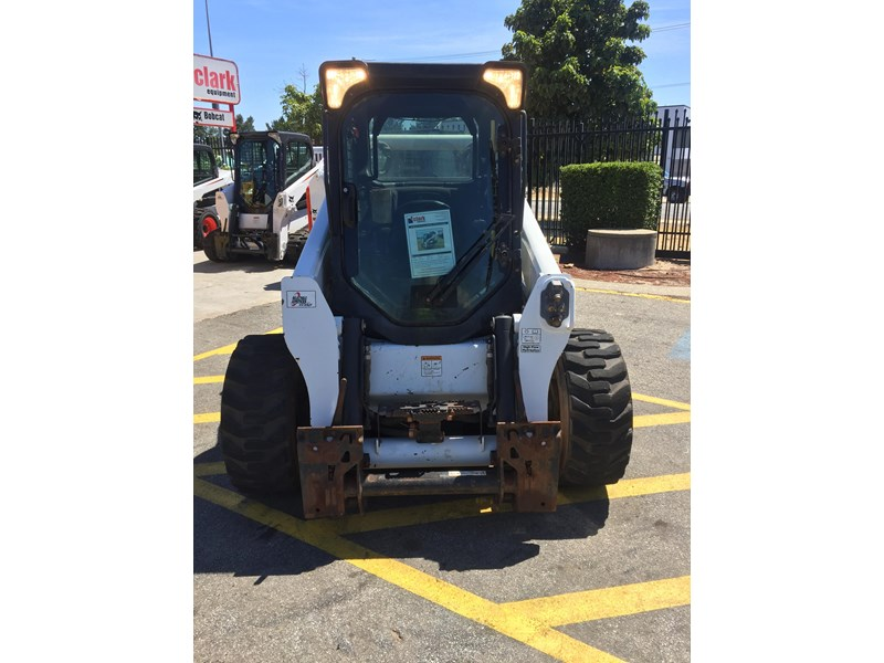 bobcat a770 (all wheel) - low hours 654904 002