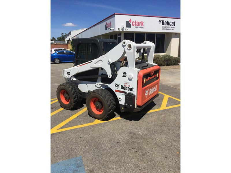 bobcat a770 (all wheel) - low hours 654904 004