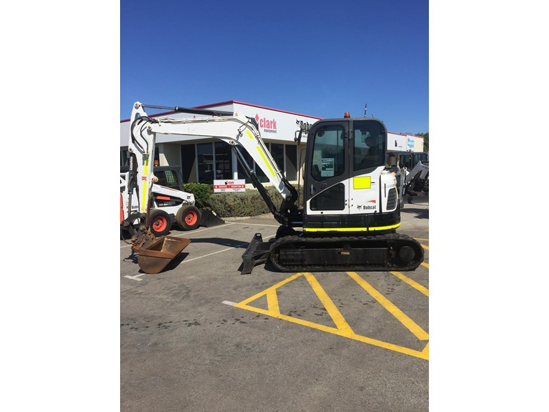 bobcat e60 - good condition - price reduced 599218 001