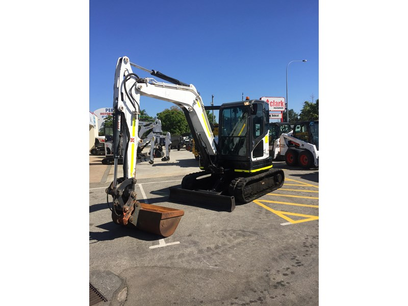 bobcat e60 - good condition - price reduced 599218 002
