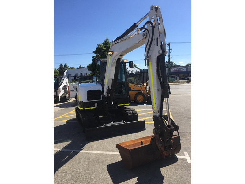 bobcat e60 - good condition - price reduced 599218 004