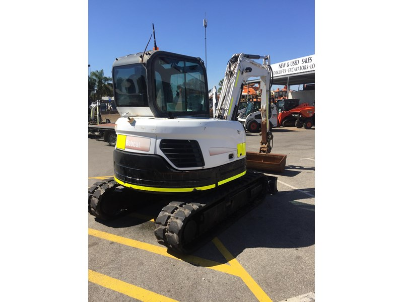 bobcat e60 - good condition - price reduced 599218 006