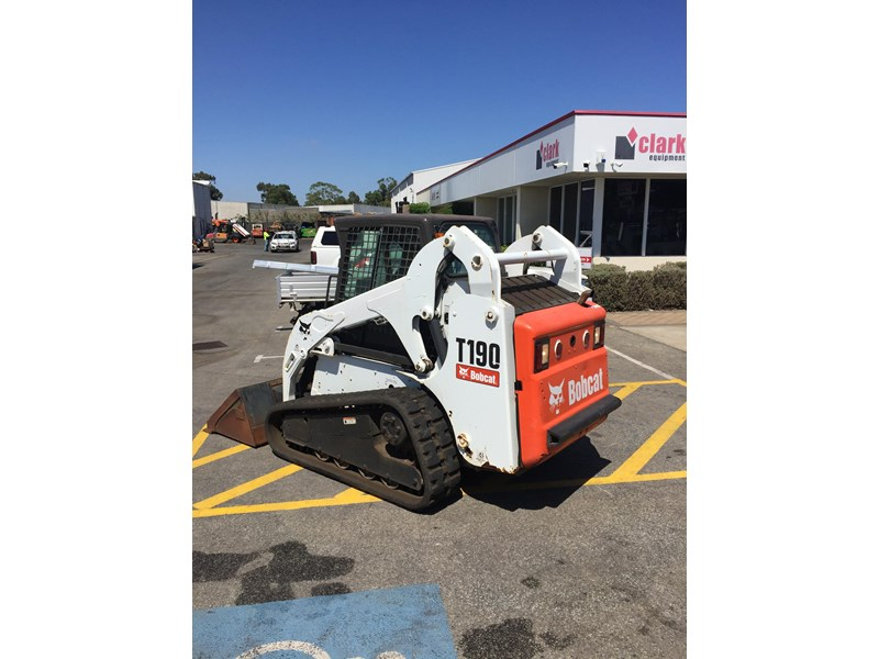 bobcat t190 - price reduced 458862 004