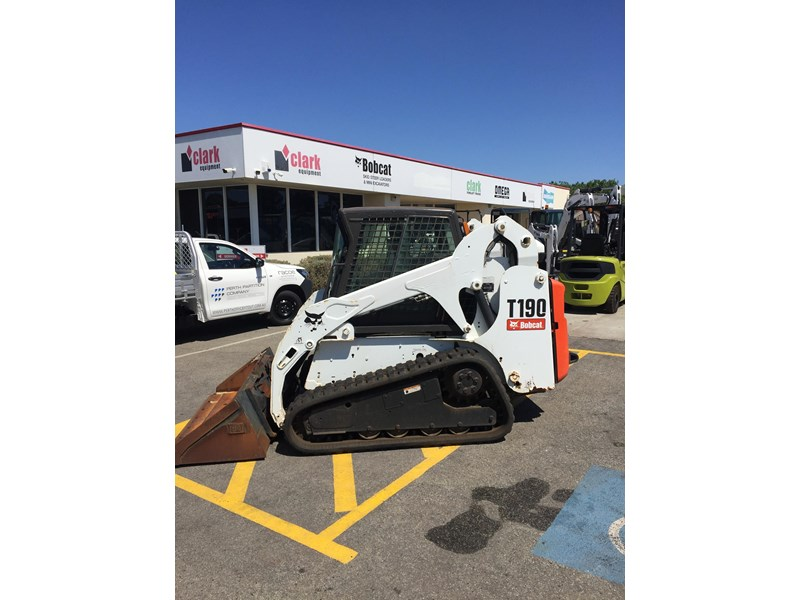 bobcat t190 - price reduced 458862 001