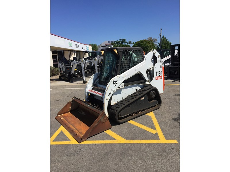 bobcat t190 - price reduced 458862 005