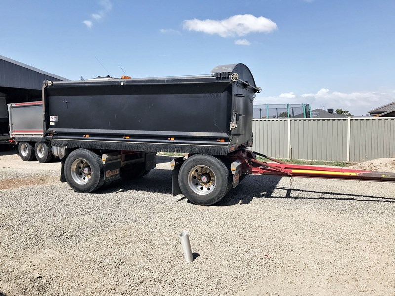 gorski 2 axle tipper 669051 001