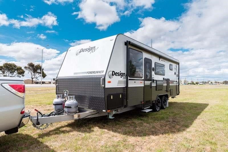 design rv forerunner family f2 21' outback 494753 001
