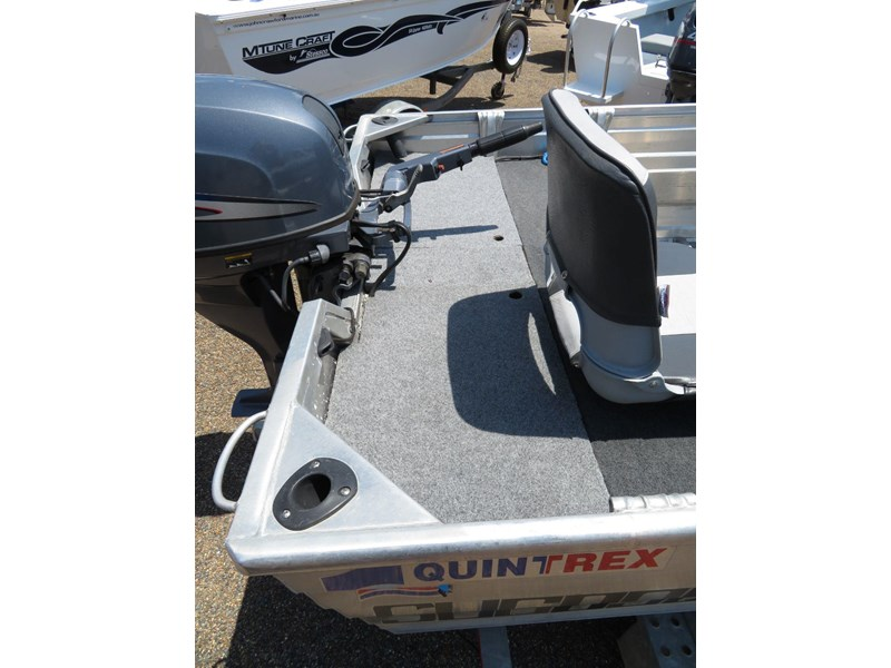 quintrex 400 hornet wide body 669824 009