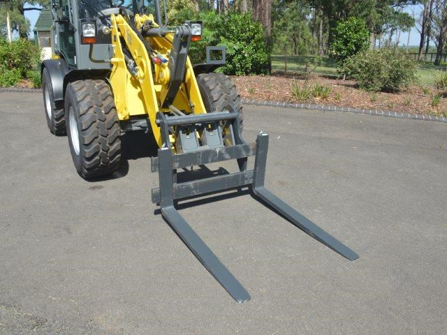 wacker neuson wl52 forks bucket - price reduced 625939 007