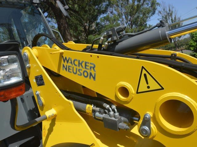 wacker neuson wl52 forks bucket - price reduced 625939 015