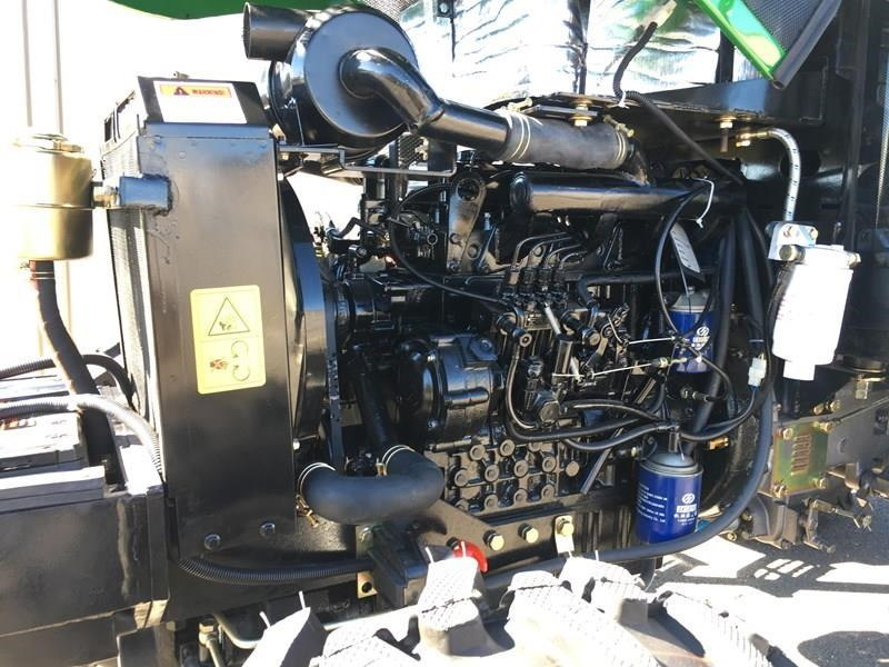trident brand new 40hp tractor 4wd+fel+slasher shuttle shift 512366 009