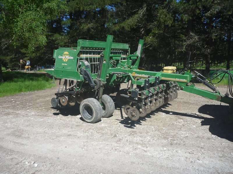 2002 Great Plains Cp1000f For Sale