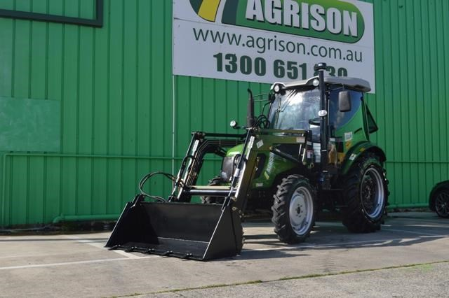 agrison 70hp cdf cabin tractor 673312 002
