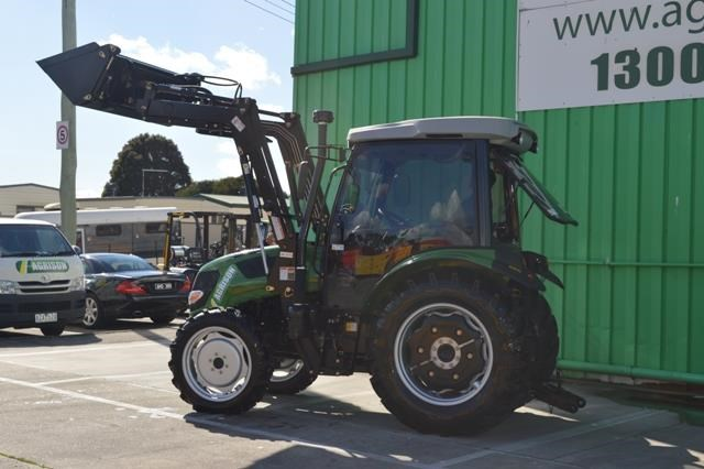 agrison 70hp cdf cabin tractor 673312 007