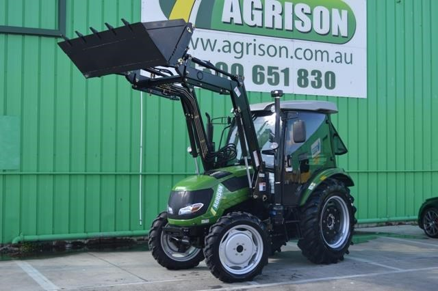 agrison 70hp cdf cabin tractor 673312 008