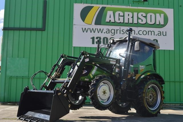 agrison 70hp cdf cabin tractor 673312 028
