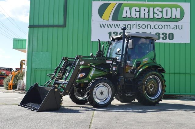 agrison 70hp cdf cabin tractor 673312 035
