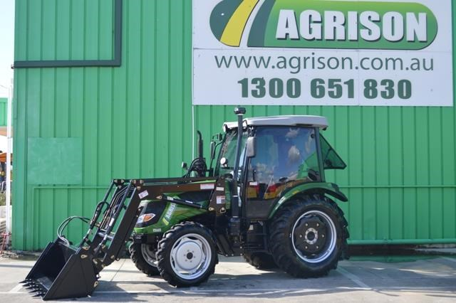 agrison 70hp cdf cabin tractor 673316 002