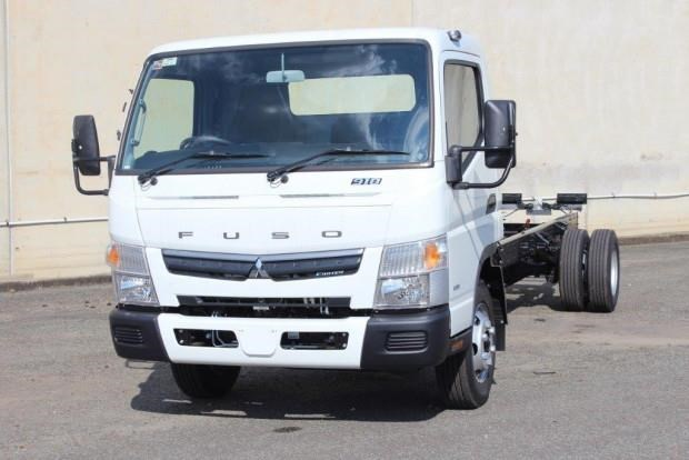 2019 FUSO CANTER 918 XXLWB for sale