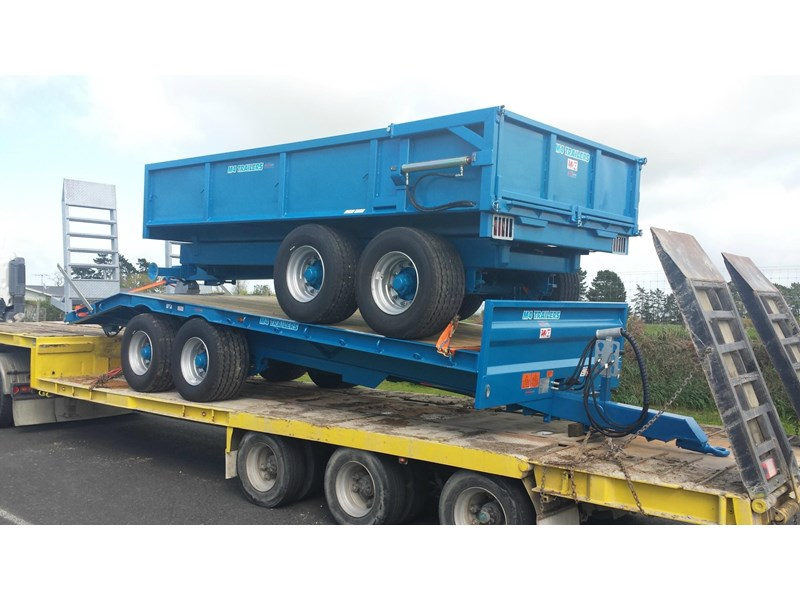 m4 14 tonne low loader 173295 007