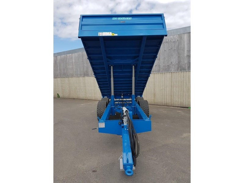 m4 12t drop-side tipper 188001 016