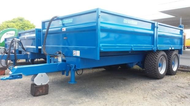 m4 14t drop-side tipper 291791 001