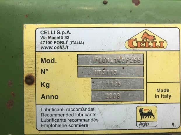 celli pioneer 140/255 565033 002
