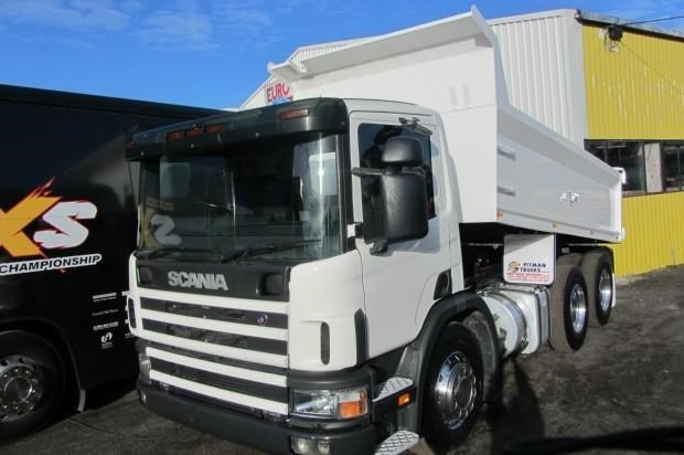 ef2fd749 2007 SCANIA P420 for sale