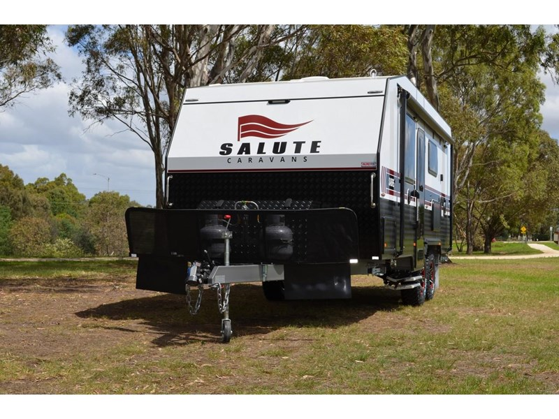 "other salute caravans sabre 20ft 6"" semi off road 676469 002"