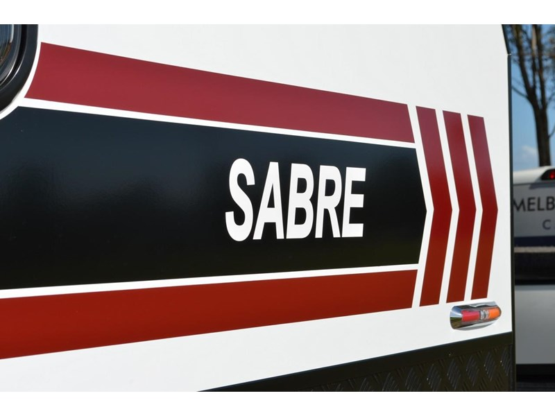 "other salute caravans sabre 20ft 6"" semi off road 676469 007"