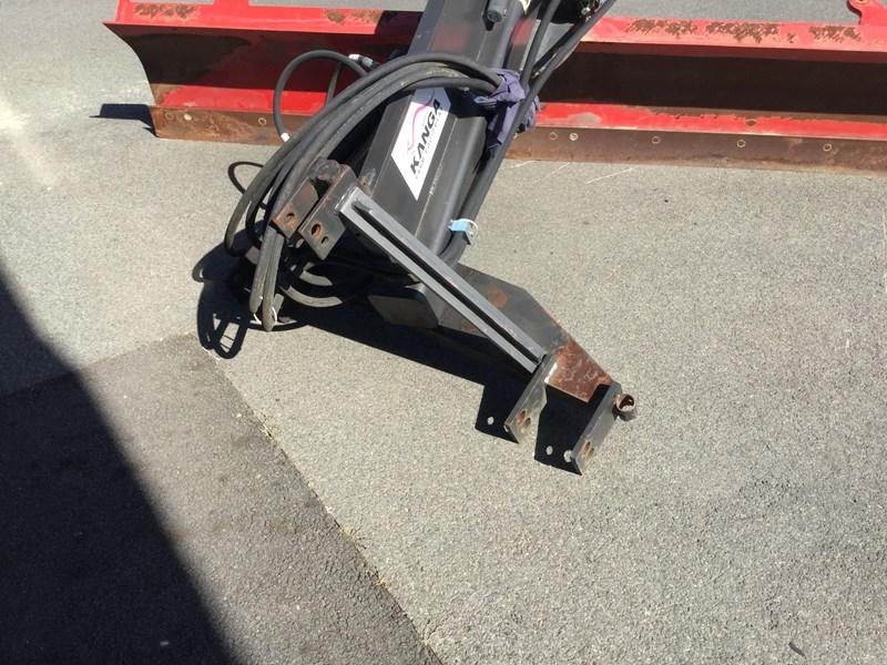 Hydraulic Pull Behind Grader