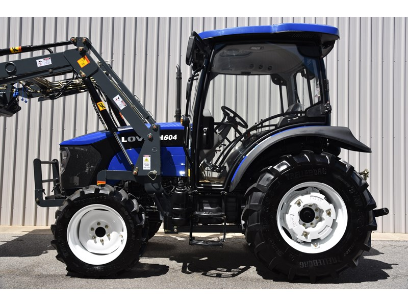 trident 65hp eofy combo deal (fel + backhoe + slasher +forks) 649853 003