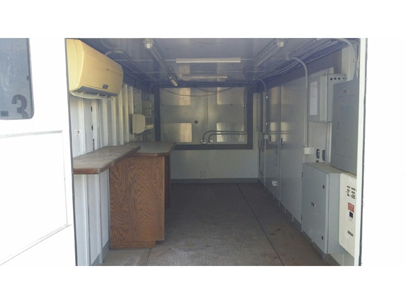 converted refrigerated container  6m twpu960301 677202 003