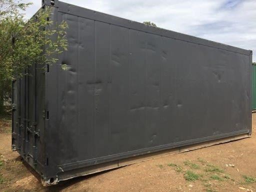CONVERTED REFRIGERATED CONTAINER 6M for sale