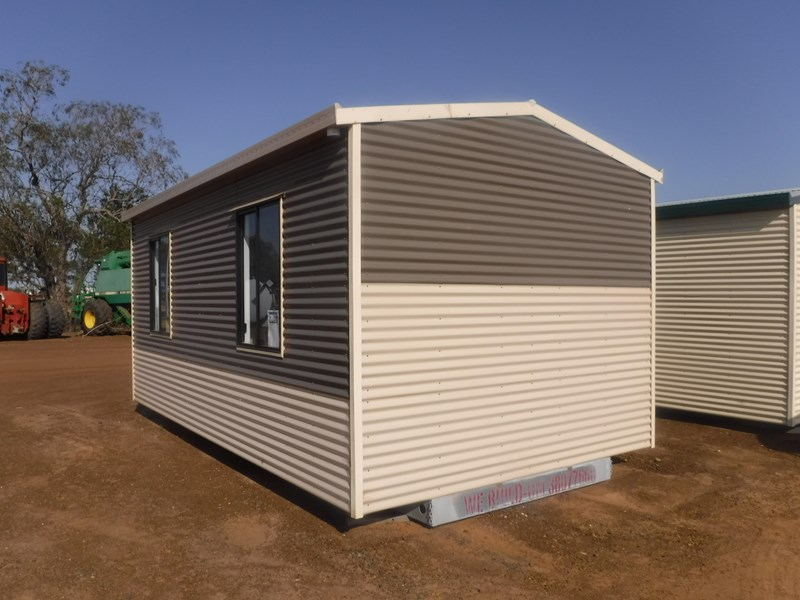 we build um 6m x 3.5m 2 room office 619376 005