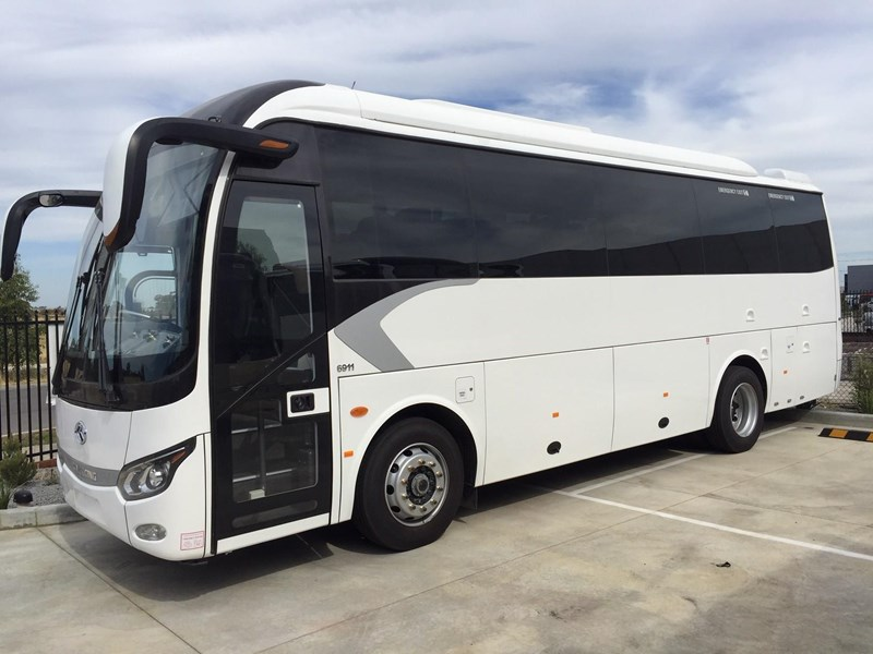 king long 6911ay 9.1m (35 reclining seats) 568643 002