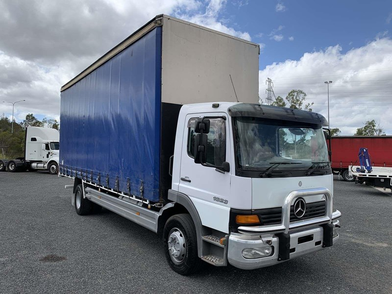 6108605a25 2004 MERCEDES-BENZ ATEGO 1623 for sale