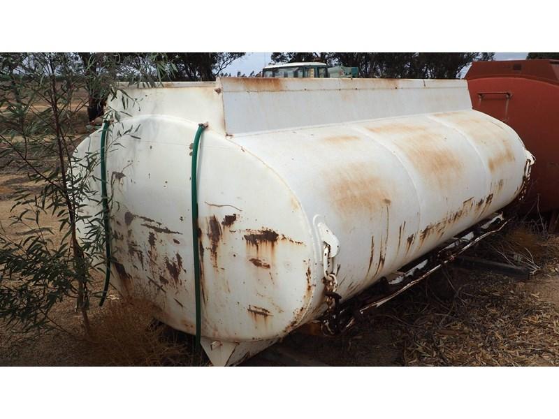 8000l Mobile Diesel Tank For Sale