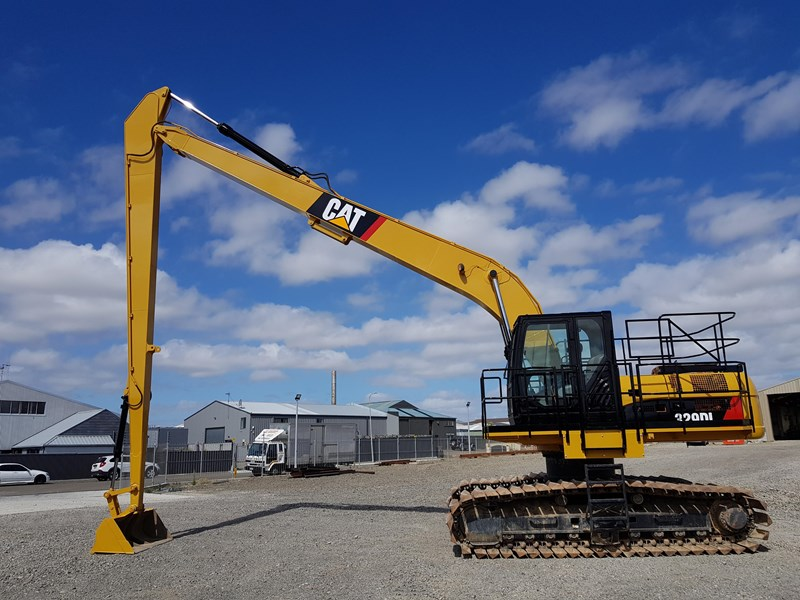 caterpillar 329dl long reach 573544 002
